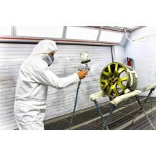 Технология и оборудование для напыления порошковой краски