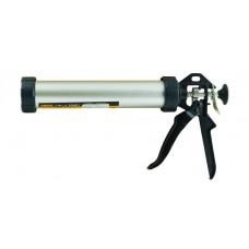 Пистолет для герметиков закрытого типа 225мм 310мл (Алюминиевая туба)