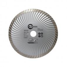 Диск отрезной Turbo, алмазный 115 мм, 16-18% INTERTOOL CT-2001
