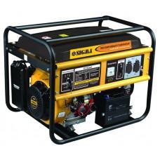 Генератор бензиновый 6.0/6.5кВт 4-х тактный электрозапуск