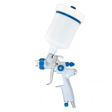 Краскораспылитель LVMP 1.3мм 170-285л/мин 2-2.5Бар с верхним пластиковым бачком 600мл Refine (6814151) SIGMA
