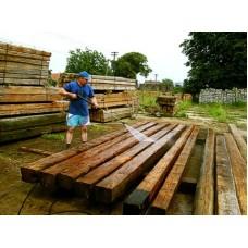 Правильная обработка древесины антисептиками