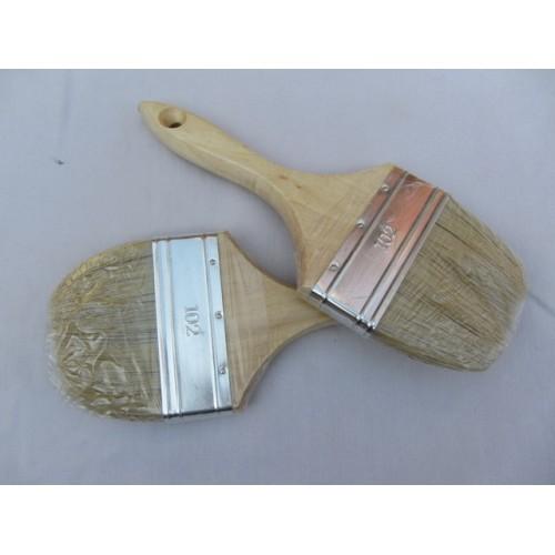 Кисть флейцевая плоская | 102мм, Кисть флейцевая плоская | 102мм, Польша