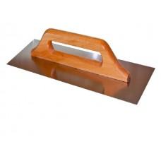 Шпатель Гладилка 130*280 с деревянной ручкой