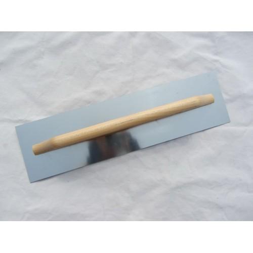 Шпатель Гладилка 130*480, Шпатель Гладилка 130*480, Гладилки с деревянной ручкой