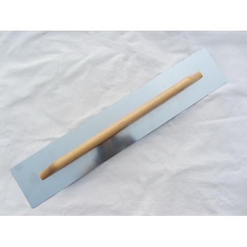 Шпатель Гладилка 130*700 с деревянной ручкой, Шпатель Гладилка 130*700, Гладилки с деревянной ручкой