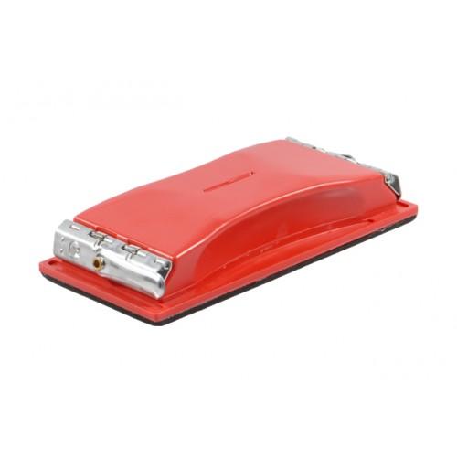 блок шлифовальный 100*210мм (металлические зажимы), 9110021, Абразивный инструмент
