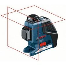 Лазерный нивелир 360°+ вкладка под L-Boxx Bosch GLL 2-80 P Professional (0601063204)