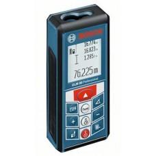 Лазерный дальномер Bosch GLM 80(0601072300) с функцией уклономера