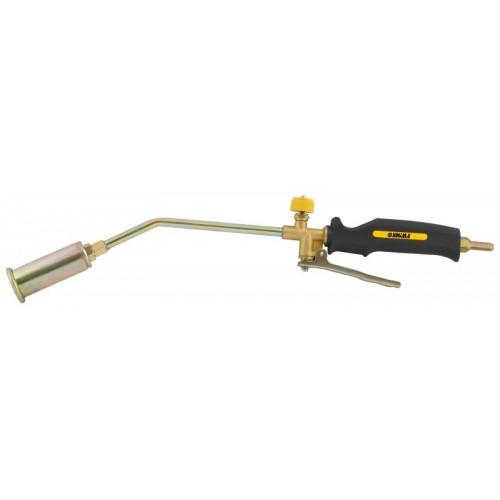 Горелка пропан 76 мм с клапаном тепловая мощность 71 кВт SIGMA, 2902151, Горелки