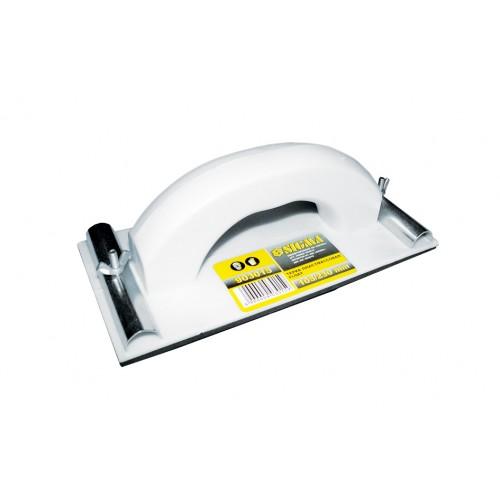 блок шлифовальный 105*230мм (пластиковая ручка), 9110031, Абразивный инструмент