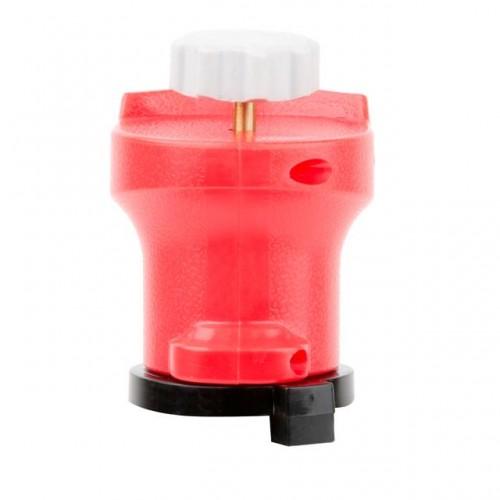 Горелка газовая, пьезозажигание на курке, регулятор, рассекатель пламени INTERTOOL GB-0023 , GB-0023