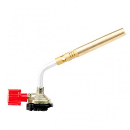 Горелка газовая, регулятор, сопло D=10мм INTERTOOL GB-0024 , GB-0024