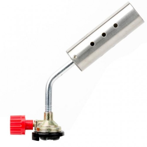 Горелка газовая, регулятор, сопло D=30мм INTERTOOL GB-0025, GB-0025