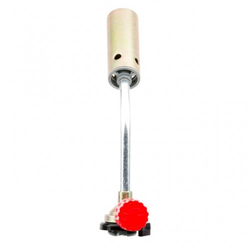 Горелка газовая, регулятор, сопло D=23мм INTERTOOL GB-0026, GB-0026