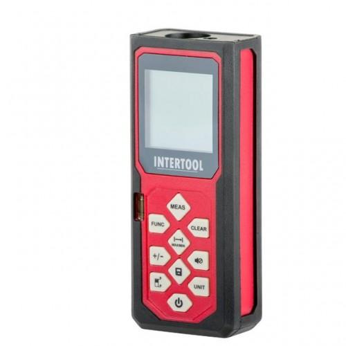 Дальномер лазерный 40 м INTERTOOL MT-3054