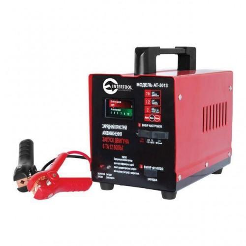 Автомобильное пускозарядное устройство для АКБ INTERTOOL AT-3013, AT-3013, Устройства пуско-зарядные для АКБ