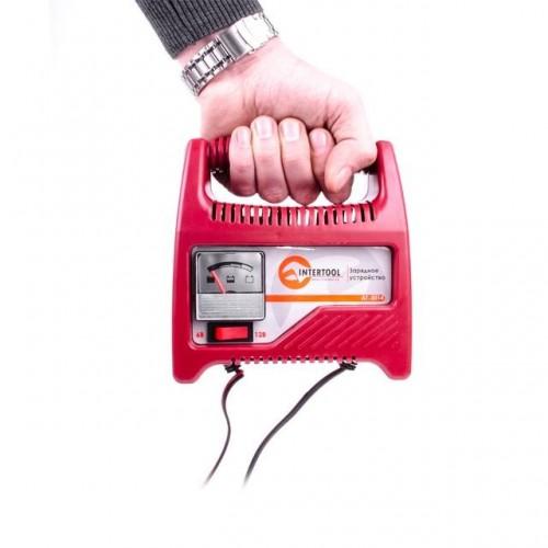 Автомобильное зарядное устройство для АКБ INTERTOOL AT-3014, AT-3014, Устройства зарядные для АКБ
