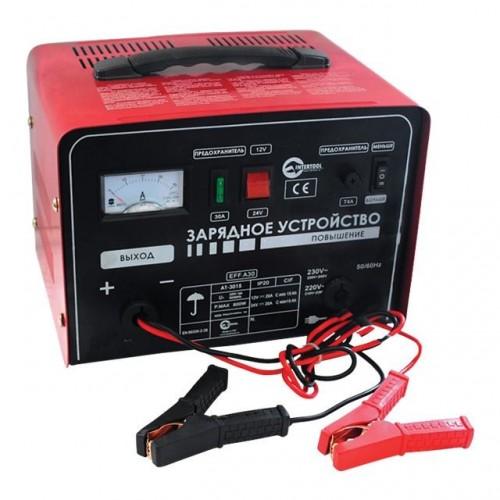 Автомобильное зарядное устройство для АКБ INTERTOOL AT-3015, AT-3015, Устройства зарядные для АКБ