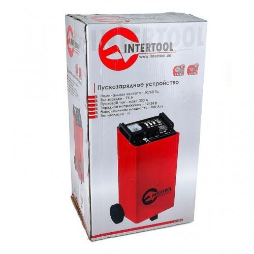 Автомобильное пускозарядное устройство для АКБ INTERTOOL AT-3016, AT-3016, Устройства пуско-зарядные для АКБ