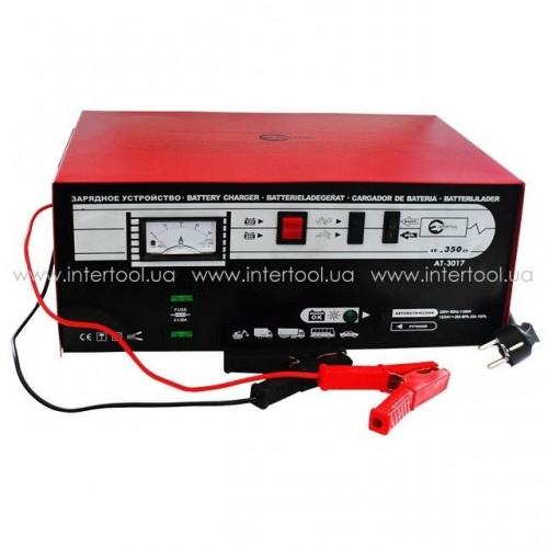 Автомобильное зарядное устройство для АКБ INTERTOOL AT-3017, AT-3017, Устройства зарядные для АКБ