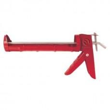 Пистолет для выдавливания силикона INTERTOOL HT-0021