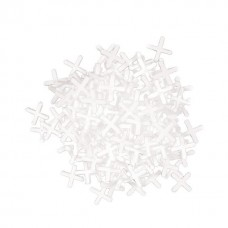 Набор дистанционных крестиков для плитки 3 мм / 150 шт INTERTOOL HT-0353