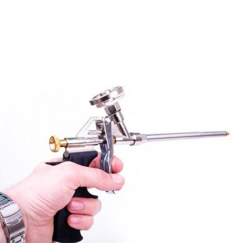 Пистолет для пены + 4 нас. INTERTOOL PT-0603, PT-0603, Пистолеты для пены