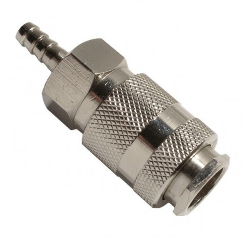 Быстроразъемное соединение на шланг 8мм INTERTOOL PT-1802, PT-1802, Фитинги для пневмосистем