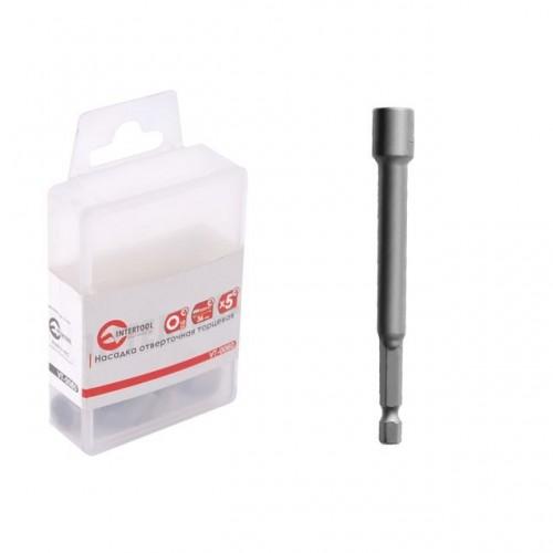 Комплект торцевых отверточных насадок 10x36 мм уп. 5 шт. INTERTOOL VT-0060 в интернет магазине ToolStore