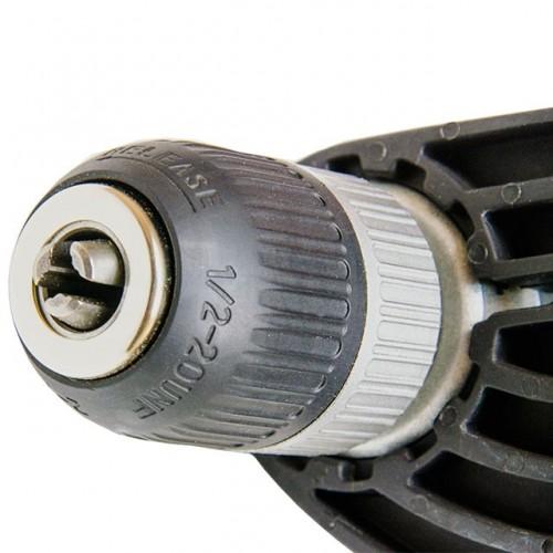 Дрель ударная STORM, 760Вт, 0-3000об/мин, 1.5-13мм, реверс, плавная регулировка. INTERTOOL WT-0107, WT-0107, Дрели ударные
