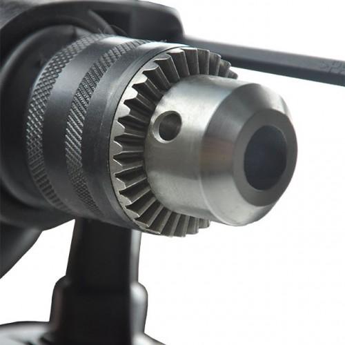 Дрель ударная STORM 850Вт, 0-2800об/мин,1.5-13мм, датчик износа щеток INTERTOOL WT-0108, WT-0108, Дрели ударные