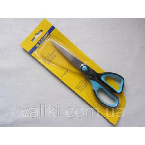 Ножницы для бумаги 178 мм, Ножницы для бумаги 178 мм, Ножницы Buromax