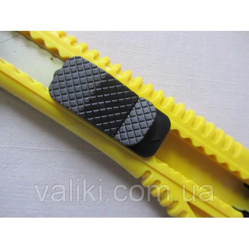 Нож канцелярский 18 мм, Нож канцелярский 18 мм, Ножи канцелярские, лезвия к ножам