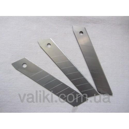 Лезвия для канцелярского ножа 18 мм | Бригадир, Лезвия для канцелярского ножа 18 мм | Бригадир, Ножи канцелярские, лезвия к ножам