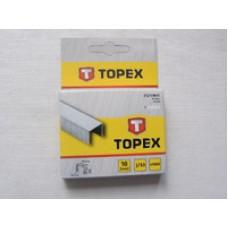 Скоба для степлера | 10 мм Topex
