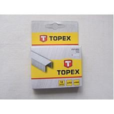 Скоба для степлера | 12 мм Topex