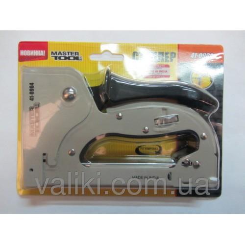 Степлер строительный | Master Tool, Степлер строительный | Master Tool, Степлеры и скобы
