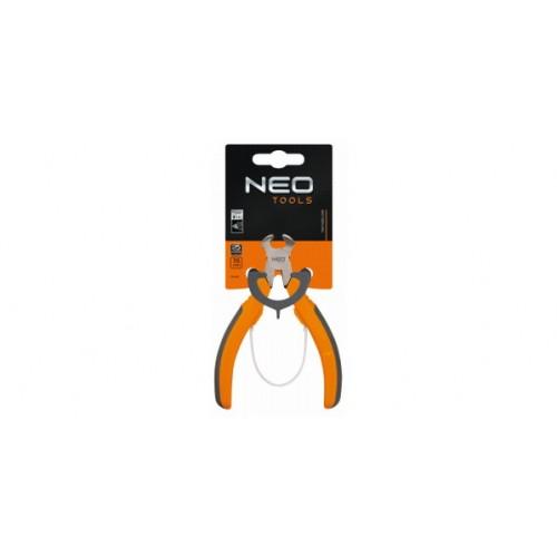 Кусачки торцевые прецизионные 115 мм NEO-TOOLS