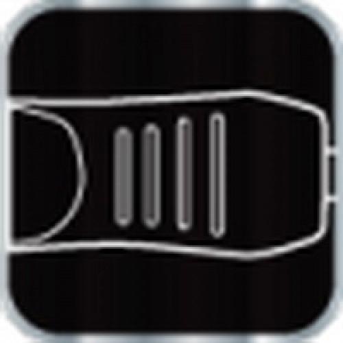 Плоскогубцы прецизионные удлиненные изогнутые 140 мм NEO-TOOLS