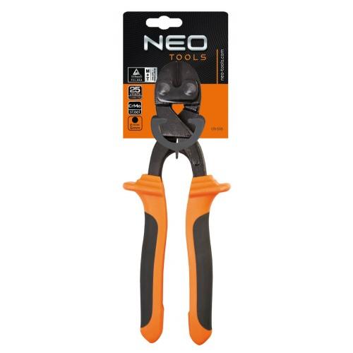 Ножницы для резки стальной проволоки 210 мм до 5 мм NEO-TOOLS
