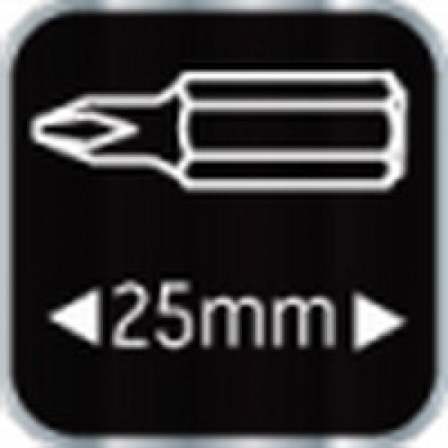 """Набор бит с держателем 1/4"""" 31 штука NEO-TOOLS  в интернет магазине ToolStore"""