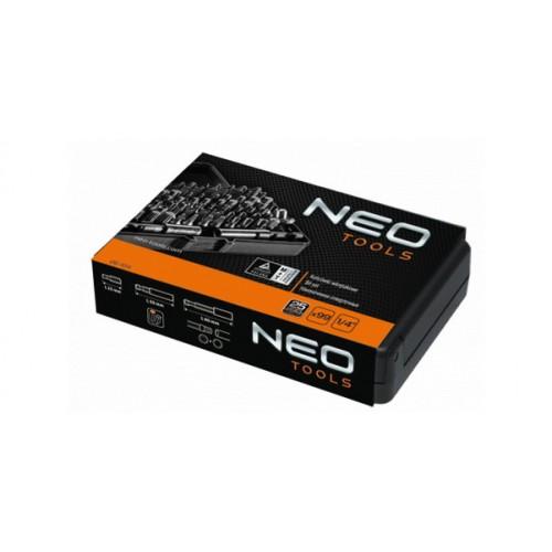"""Набор бит с держателем 1/4"""" 99 штук NEO-TOOLS в интернет магазине ToolStore"""