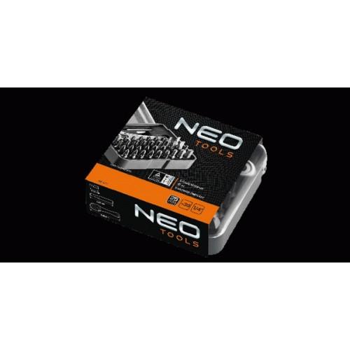 """Набор бит с держателем и трещеткой 1/4"""" 38 штук NEO-TOOLS в интернет магазине ToolStore"""