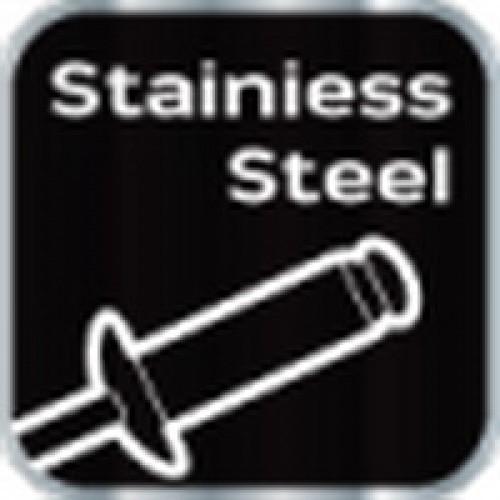 Заклепочник 264 мм для стальных и алюминиевых заклепок PROFI (2.4-3.2-4.0-4.8 мм) NEO-TOOLS