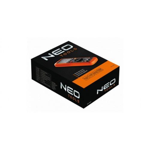 Мультиметр цифровой NEO-TOOLS