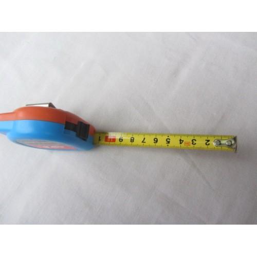Рулетка строительная пластиковая 5 метров