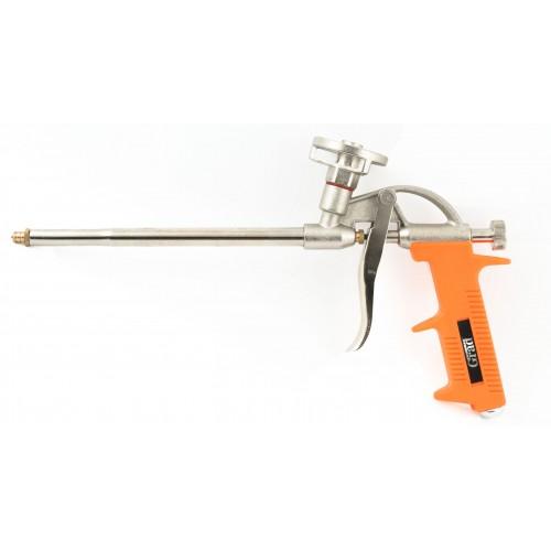 Пистолет для полиуретановой пены GRAD Standart 310 мм алюминиевый корпус, 2722205