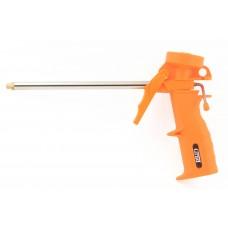 Пистолет для полиуретановой пены GRAD Standart 150 мм пластмассовый корпус