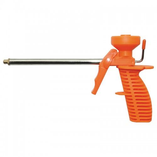 Пистолет для полиуретановой пены 160мм в пластмассовом корпусе Grad, 2722245